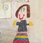 Our child's view of me